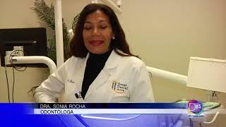 La Dra. Sonia Rocha nos habla de la importancia de realizar una limpieza bucal