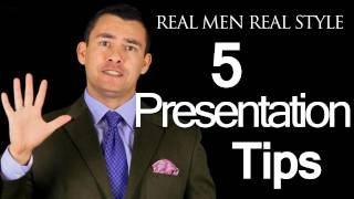 getlinkyoutube.com-5 Tips For Delivering A Great Presentation - How To Speak In Front Of Others - Public Speaking Tips