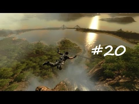 Just Cause 2 Walkthrough -    2 20 -  