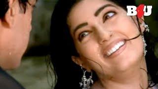 Aamir Khan Saves Twinkle Khanna | Mela | Aamir Khan, Johnny Lever, Twinkle Khanna