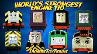 Thomas and Friends 170 World's Strongest Engine Trackmaster Tomy Plarail Toy Trains ThomasToyTrains