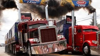 Peterbilt 379 maximum Acceleration!!!