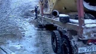 2. Дорога Таксимо - Северобайкальск