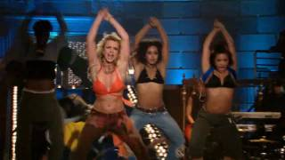 Britney Spears - I'm A Slave 4 U (Best Performance!) HD