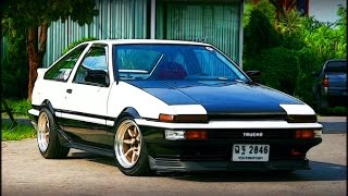 "getlinkyoutube.com-Ultimate Toyota AE86 ""Hachiroku"" Sound Compilation"
