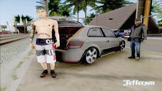getlinkyoutube.com-GTA SA ♠ GOL G6 RALLY ♠ MALA SOCADA DE SOM ♠ ESTRALANDO FUNK COM GRAVE ♠