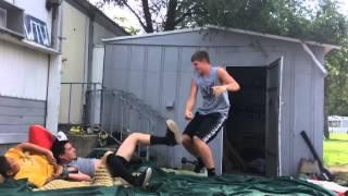 getlinkyoutube.com-WTW Tag Team Stubby and Larry vs Dynamic Duo