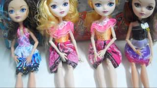 getlinkyoutube.com-copias piratas ever after high 1