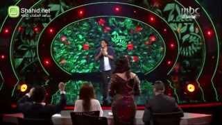 getlinkyoutube.com-Arab Idol - محمد منير وأحلام