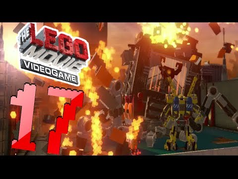 Let's Play The Lego Movie Videogame Part 17: Final Showdown