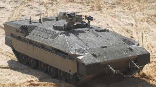 getlinkyoutube.com-Namer APC (IDF Israeli army armoured personnel carrier Israel Defense Forces ifv aifv merkava)