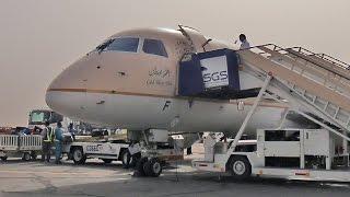 getlinkyoutube.com-SAUDIA Embraer 170 Riyadh to Qaisumah |  الخطوط السعودية من الرياض إلى القيصومة