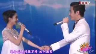 getlinkyoutube.com-陈晓 & 赵丽颖 - 心情