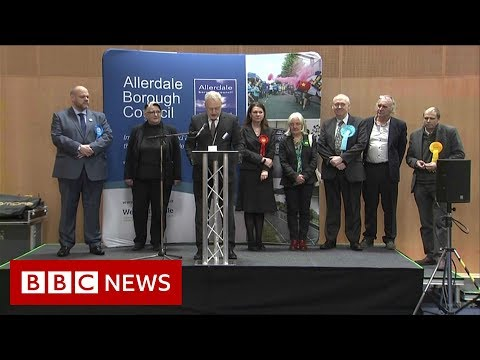 BBC News:Election results 2019: Conservatives gain Workington - BBC News