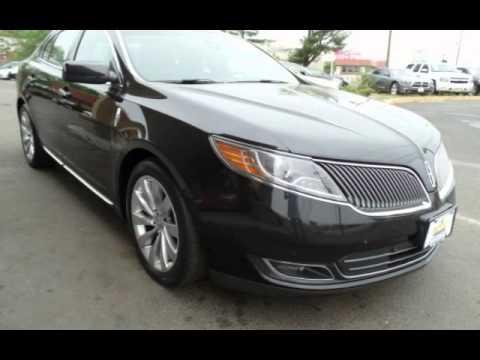 2013 Lincoln MKS AWD,LOADED,NAV, PANOROOF,BLINDSPOT ASST,HOT&COLD for sale in Burlington, NJ