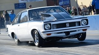 getlinkyoutube.com-LOUD F3R blown V8 Holden Torana
