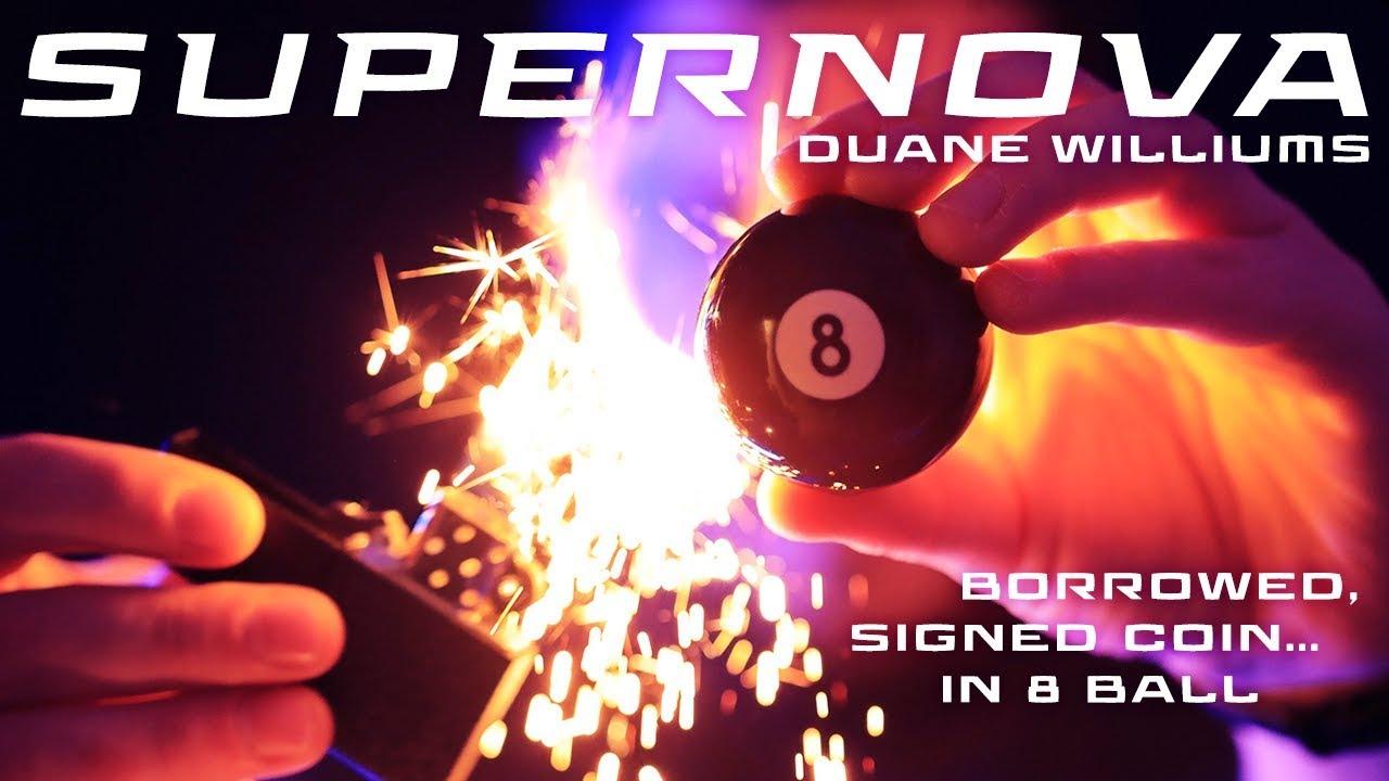 Supernova by Duane Williams