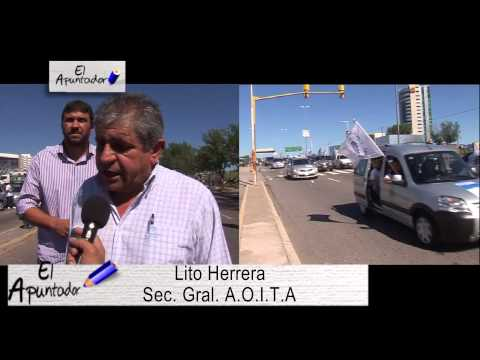 MIGUEL ANGEL HERRERA - SECRETARIO GENERAL DE AOITA -