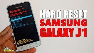 getlinkyoutube.com-Hard Reset no Samsung Galaxy J1 (SM-J120) #UTICell