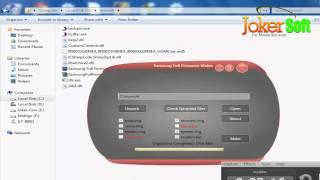 getlinkyoutube.com-شرح عمل فلاشة كاملة 4 ملفات لجميع اجهزة سامسونج اندرويد