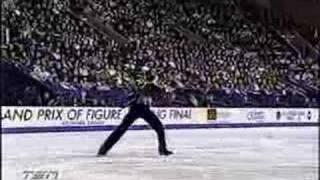 getlinkyoutube.com-Alexei Yagudin - 2001 GPF Gladiator