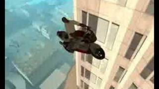getlinkyoutube.com-GTA San Andreas Bike Stunts