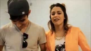 getlinkyoutube.com-They don't know about us-Jortini❤ (Jorge Blanco and Martina Stoessel)