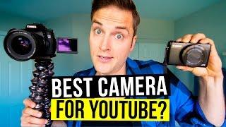 getlinkyoutube.com-Best Camera For YouTube – Top 3 Video Camera Reviews