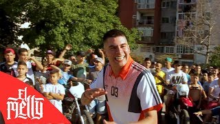 getlinkyoutube.com-El Melly - Chetto Mal (Video Oficial)