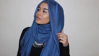 My 3 Most Worn Everyday Hijab Styles | Habiba Da Silva