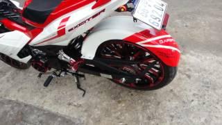 getlinkyoutube.com-Exciter 150 Đồng Tháp lắp đồ chơi xe tại Hoàng Trí shop -Đt: 0909503025