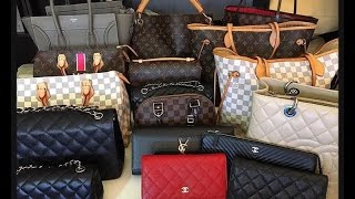 getlinkyoutube.com-My Entire Luxury Handbag Collection 2016 | Chanel, Louis Vuitton, Celine, etc