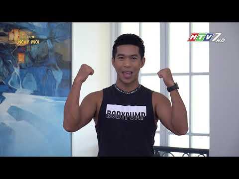 Bài body pump squat & lunge