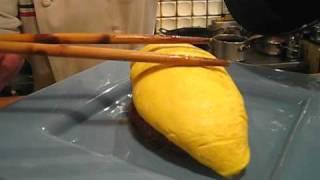getlinkyoutube.com-ザ・洋食屋 キチ・キチ オムライス