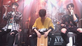 Every DAY6 Concert In November   혼자야