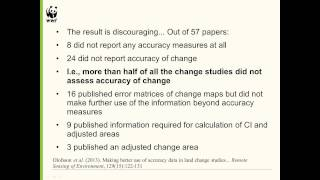 getlinkyoutube.com-Learning Session 11: Assessing Accuracy and Estimating Area of Remotely Sensed Change Maps