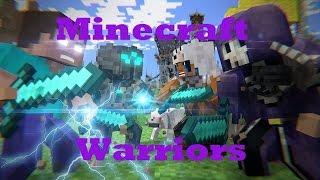 getlinkyoutube.com-Minecraft Warriors/Imagine Dragons