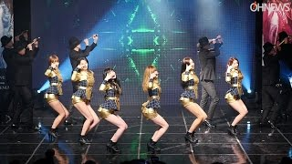 getlinkyoutube.com-[O영상] HELLOVENUS 'Mysterious''  [6th Mini Album 'Mystery of Venus' Showcase]
