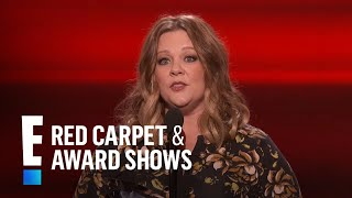 "Melissa McCarthy is The People's Choice for ""Favorite Comedic Movie Actress"""