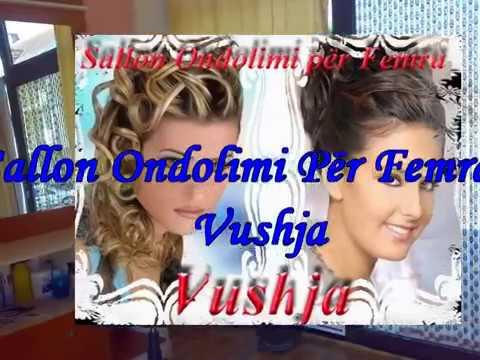 Vushja Sallon Ondulimi per Femra ( Viti-Kosove)