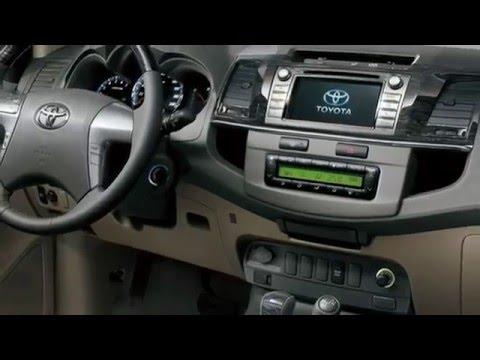 Тюнинг салона Тойота Хайлюкс   interior Toyota Hilux