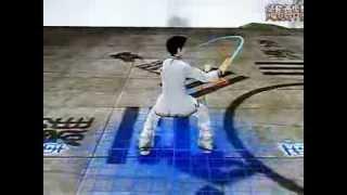 getlinkyoutube.com-太極拳24式教學視頻【3D背向演示】