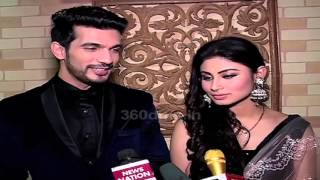 getlinkyoutube.com-NAAGIN - Shivanya And Ritik Share Abput Their Sensual Dance Performance At Birthday Party