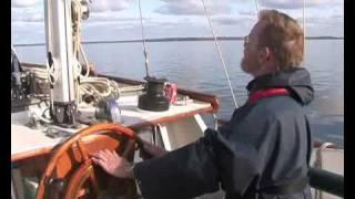 getlinkyoutube.com-Nauticat 38 'Lundi' Limfjorden.