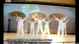 getlinkyoutube.com-Worthy Is The Lamb - Christian Music Video Body Worship Dance