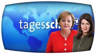 getlinkyoutube.com-YouTube Kacke: Angela Merkel wird ignoriert | Tagesschau Verarsche #4