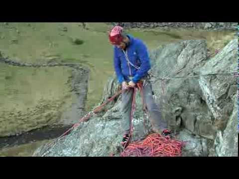 Wild Country Ropeman 'How To' series - 3 - Using a Ropeman to 'Escape the system'.