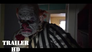 getlinkyoutube.com-Clown Motel Official Trailer #1 (2016) - Horror Movie HD