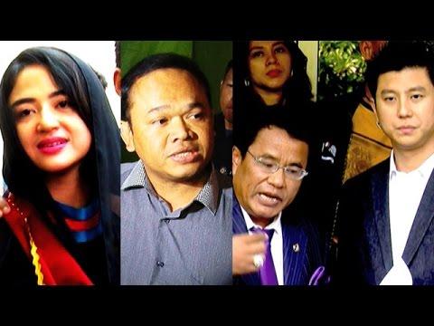 Dewi Persik Muncul Dengan Kuasa Hukumnya - Seleb On Cam 26 September 2014