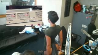 getlinkyoutube.com-Jada Stevens Takes Butt Clap Volume Test